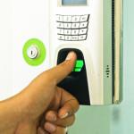 Controllo biometrico